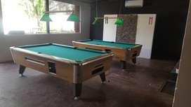 mesas de pool a porcentaje