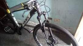 Bicicleta sars rodado 29