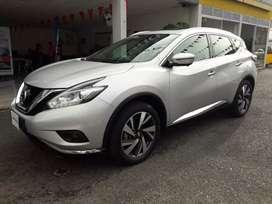 Nissan New Murano 2018 automática