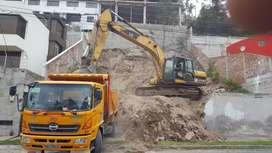 vendo escabadora 322 dl año2006