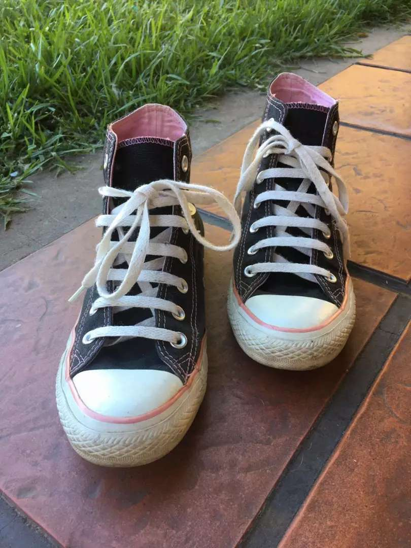 Zapatillas Converse All Star originales. Usadas