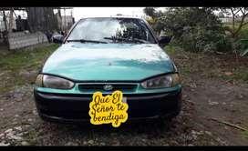 Se Vende Hyundai Elantra Año 1994 en buen estado.