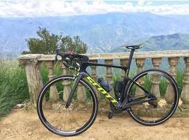 Bicicleta Scott foil rc