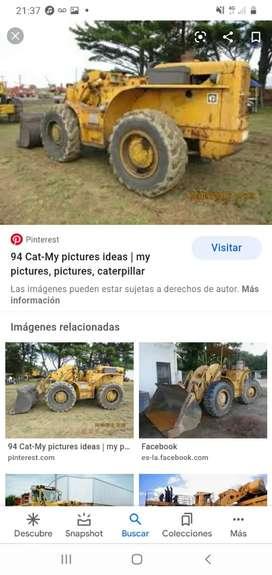 vendo máquina Caterpillar  944  detalles  x privado