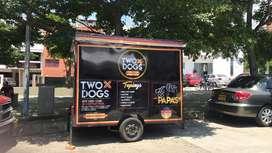Food Truck con precio económico solo hasta 15/12/2019