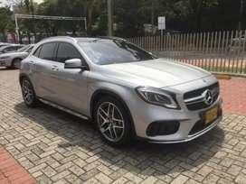 Mercedes Benz GLA45 AMG 2018