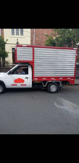 Se vende camioneta en buen estado lista para trabajarla