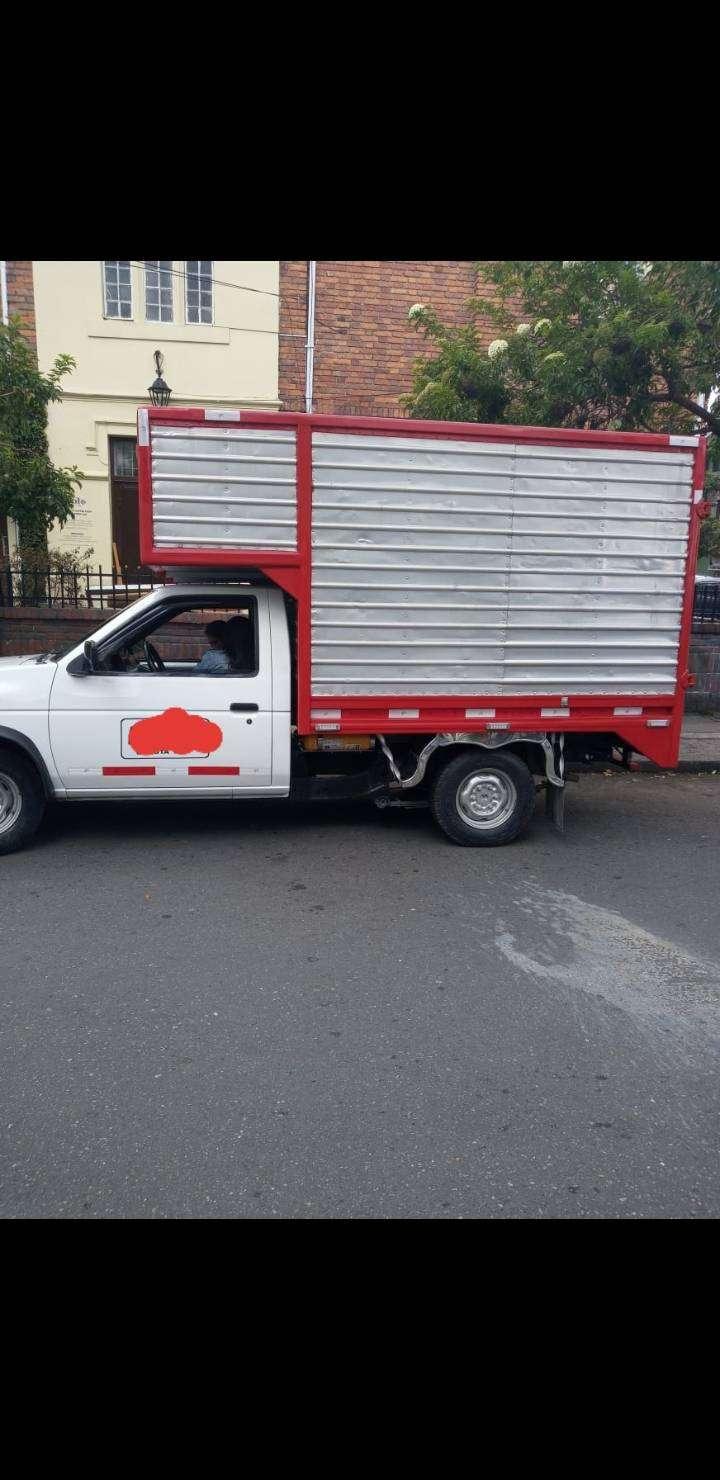 Se vende camioneta en buen estado lista para trabajarla 0