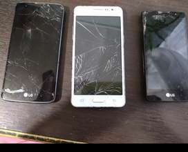 Vendo celulares para repuesto