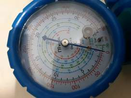 Vendo manómetros de refrigeración de baja