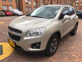 Chevrolet Tracker Lt 2013