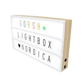 LIGHT BOX NORDICA