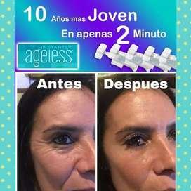 INSTANTLY AGELESS//Elimina arrugas, ojeras y marcas de acne