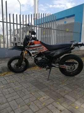 Vendo moto quinqui en buen estado