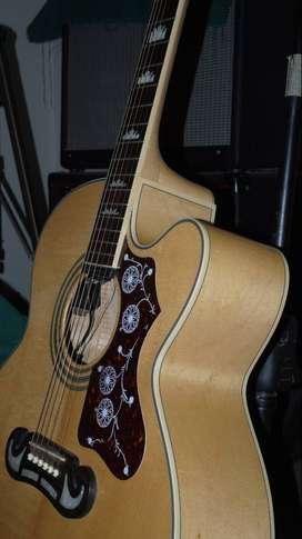 OCASION Guitarra Acustica Profesional Epiphone EJ200 CE