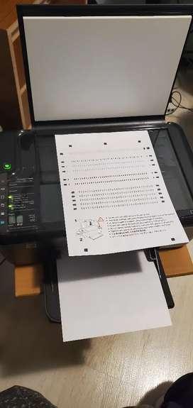 Impresora multifuncion hp F4480
