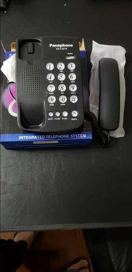 Telefono Fijo •Color: negro