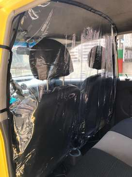 Protector para taxis y carros