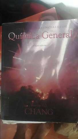 Libros de quimica organica, general.