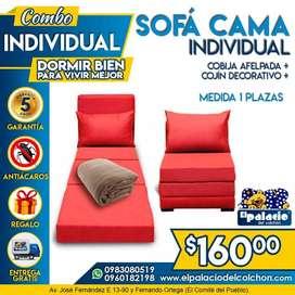 !! PROMOCIONES !! SOFACAMAS SOFACAMAS Toda Medida mas ENTREGA mas REGALOS !! FABRICANTES !! Llame EL PALACIO DEL COLCHON