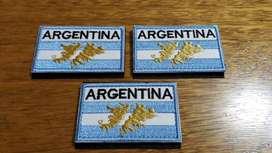 Parche Bandera Malvinas Bordado