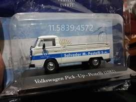 Volkswagen Pickup Colección Servicios