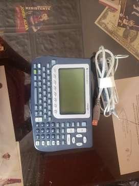 Calculadora Texas Instruments Voyage 200