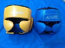 protector de cabeza para entrenamiento boxeo, artes marciales