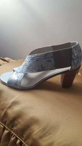 Sandalias de cuero 40