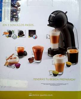 Cafetera Dolce Gusto MiniMe