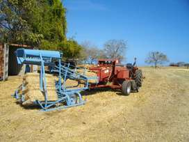 Balers, Stookers, Sickle Mower, Cultivator