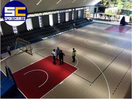 Canchas Deportivas SportCourts