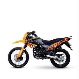 Moto Ranger 250GY-50 Pregunta por nuestro Crédito Directo