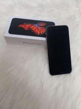 Iphone 6s 32 gb bateria 91% caja y cargador