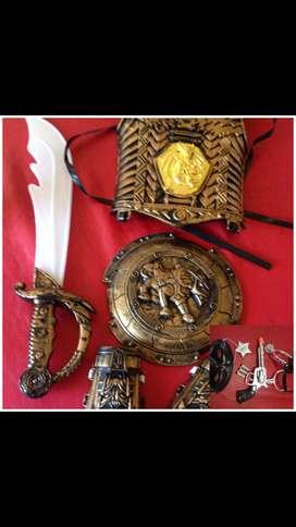 Kit de guerrero