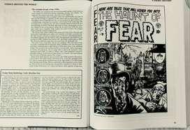 "Se vende Comic Edicion ""The World Encyclopedia of Comics"" Tapa dura. En inglés. 200 soles."