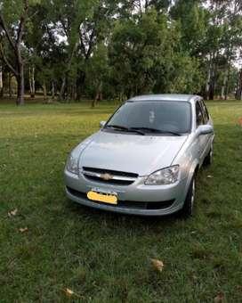 Vendo Chevrolet classic modelo 2011, papeles al día, lev cristales, cierre centralizado y alarma