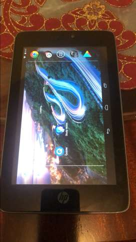 Tablet HP 7 pulgadas