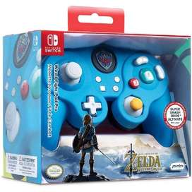 Control Nintendo Switch Tipo Gamecube Zelda