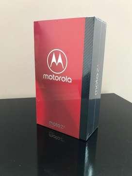 Moto Z3 Play 32gb Nuevo Sellado