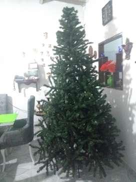 Árbol de Navidad de 2 Metros Y Medio.