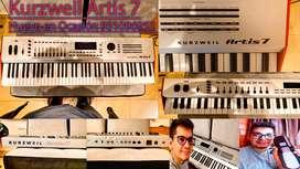 Sintetizador Profesional Kurzweil Artis 7