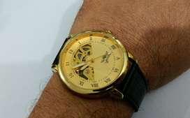 Reloj Vintage a Cuerda para Hombre
