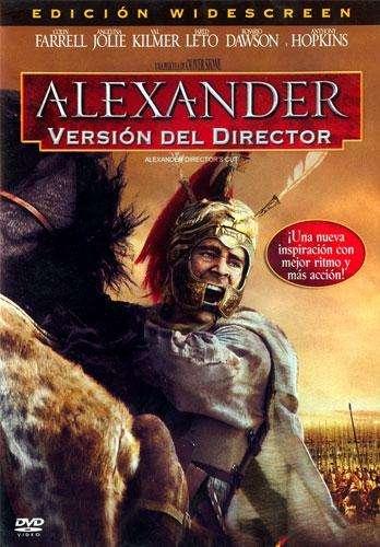 *NUEVO ** DVD ALEXANDER: VERSIÓN DEL DIRECTOR EDICIÓN WIDESCREEN