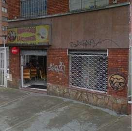 Venta de panadería y cigarreria, en el barrio San luis localidad de teusaquillo.