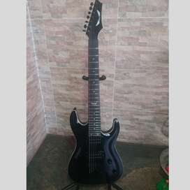 Guitarra Electrica 7 Cuerdas Dean Custom 350 Perfecto Estado