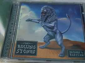 The Rolling Stones bridges of babylon CD