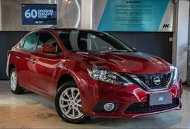 NISSAN SENTRA 1.8 ADVANCE PURE DRIVE 2017