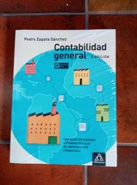 TEXTO DE CONTABILIDAD GENERAL EN BASE A LAS NIIF 8VA EDICIÓN