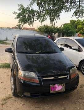 Vendo Chevrolet Aveo GTI 3 puertas